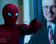 Фильмы онлайн нд Человек паук: Возвращение домой